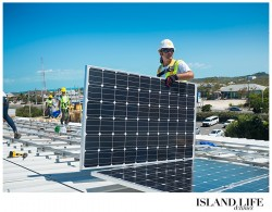 Turks and Caicos sign green energy agreement