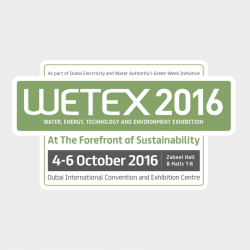 WETEX Water, Energy, Technology & Environment Exhibition (vol!)