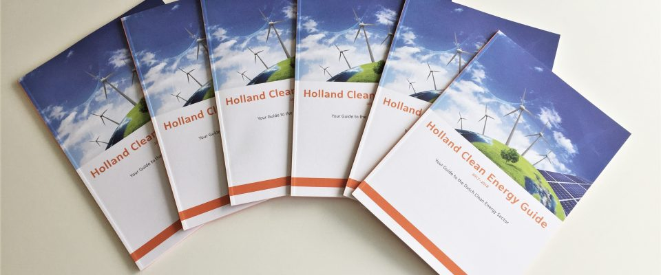 Holland Clean Energy Guide 2e Druk